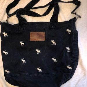 Abercrombie and Fitch Medium tote bag